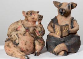 Charakterschweine